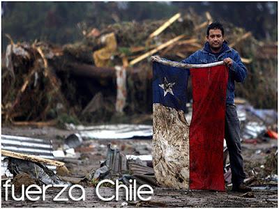 pronostican megaterremoto en el norte de Chile