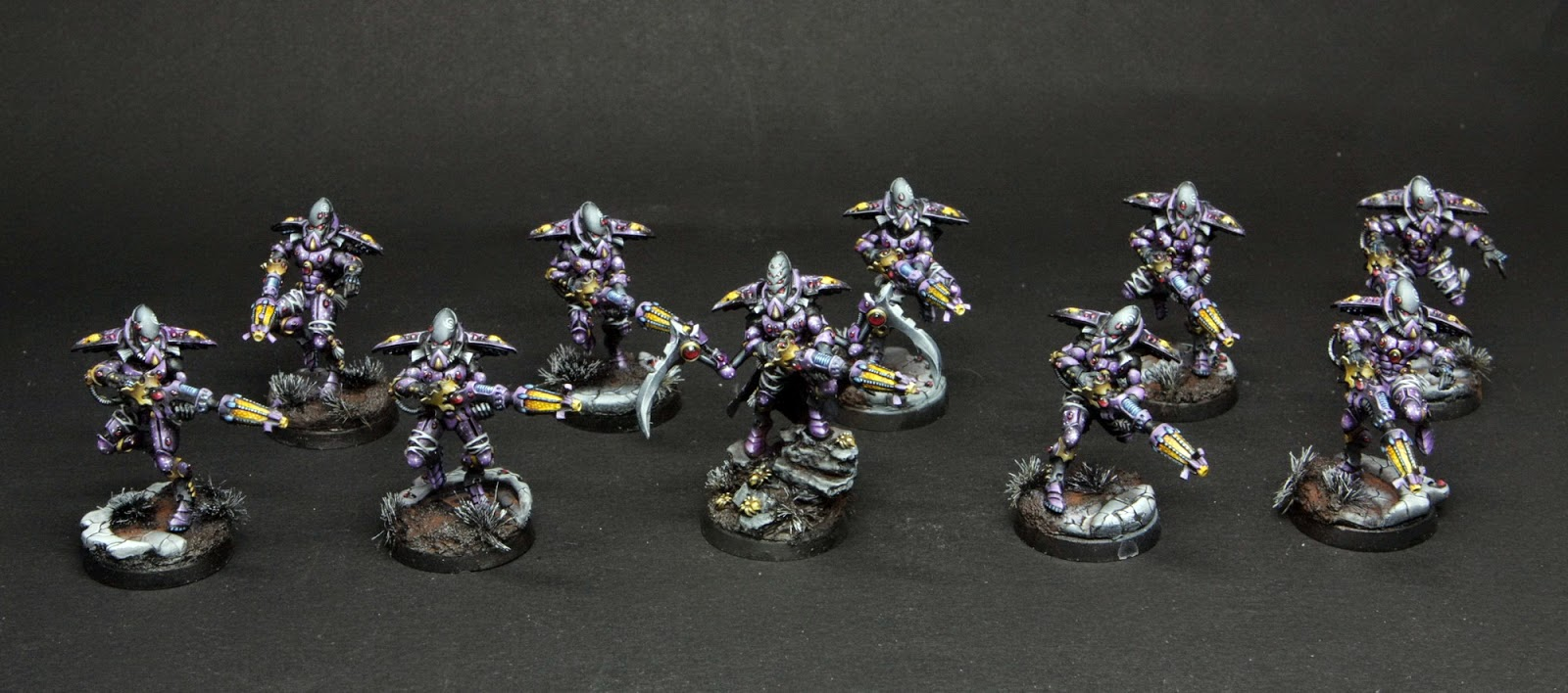 Hoperivers valley space eldar army warp spiders publicscrutiny Image collections