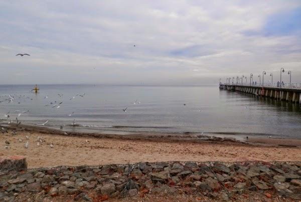 Gdynia Orłowo Plaża