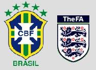 مشاهدة مباراة البرازيل وإنجلترا بث مباشر اليوم 2-6-2013