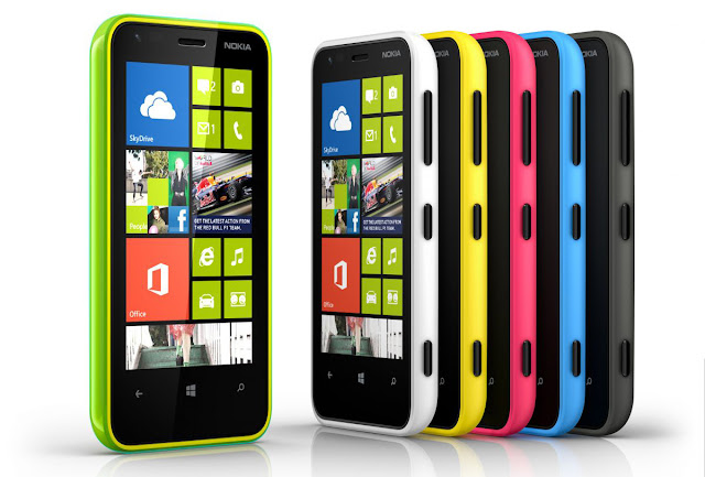 Nokia Lumia 920 Windows Mobile Phone Image 4