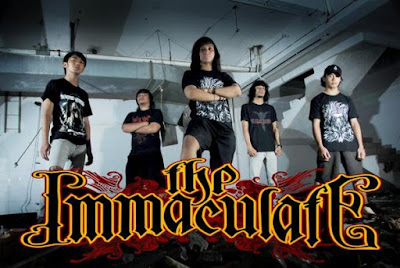 Foto The Immaculate Band Death Metal Bali
