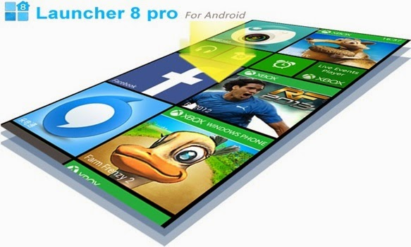 Launcher 8 Pro Apk v2.3.3 Full [Cracked]