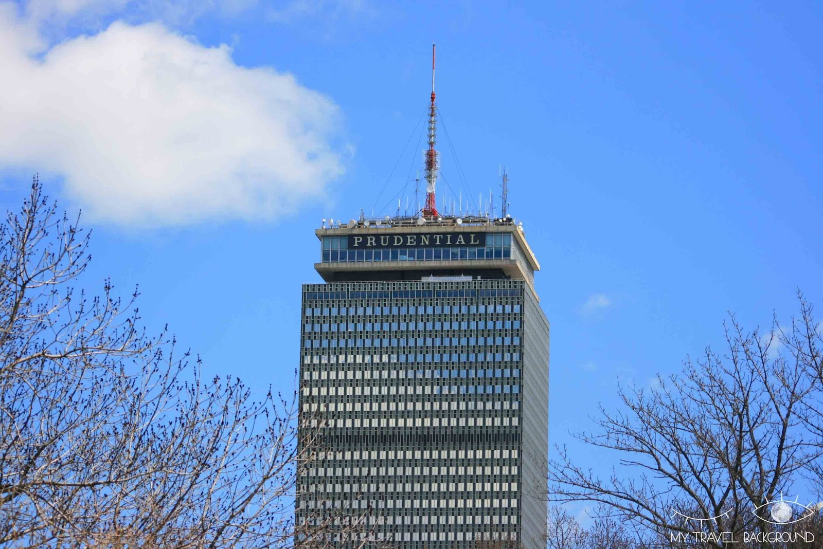 My Travel Background : le Skywalk Observatory de la Prudential Tower