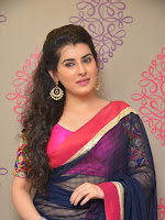 Archana Glam Stills at Srinivasa Textiles Launch-cover-photo