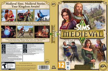 The Sims: Medieval ( 2DVD)