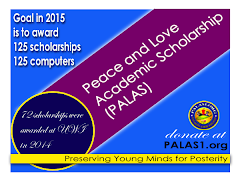 Goal to award 125 scholarships in 2015