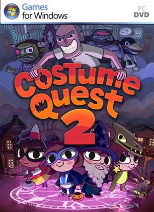 Costume Quest 2 Download for PC