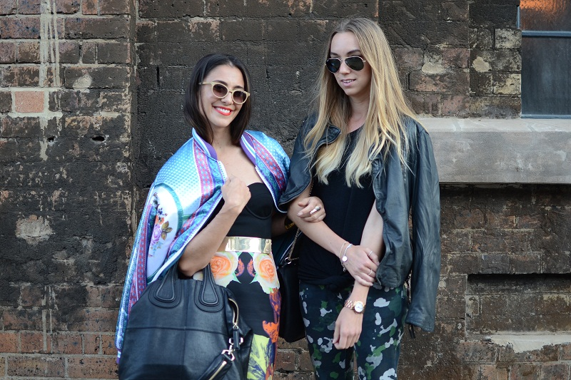 MBFWA, Fashion Week Australia, street style, S/S 2013/14, Carriageworks