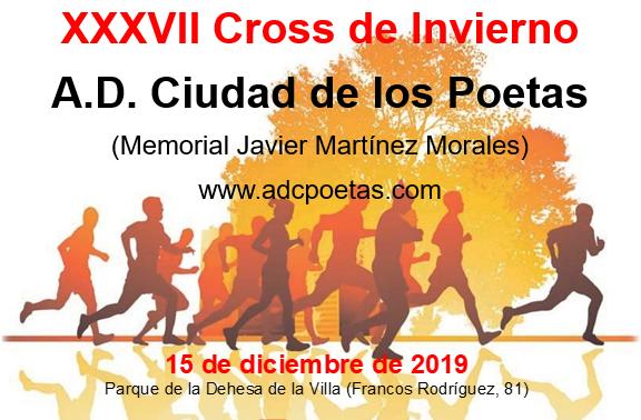XXXVII Cross de Invierno Ciudad de los Poetas