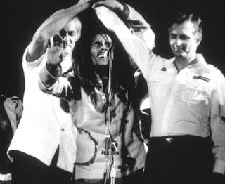 Seaga, Manley, Marley