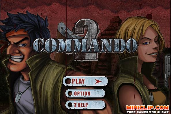 Commando V2 Games 2