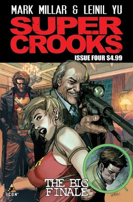 Supercrooks # 4 - Mark Millar Leinil Francis Yu