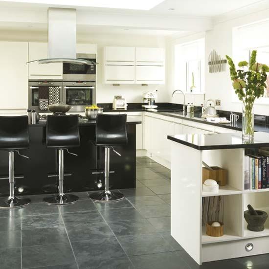 Cocina integral con barra images - Cocinas modernas con barra ...