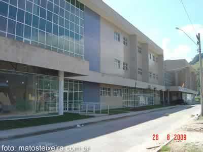 Hospital fantasma?