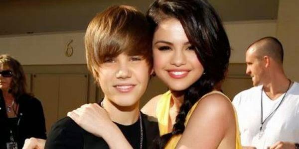 Foto Justin Bieber dan Selena Gomez