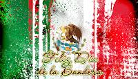 Día de la Bandera de México 24 de Febrero
