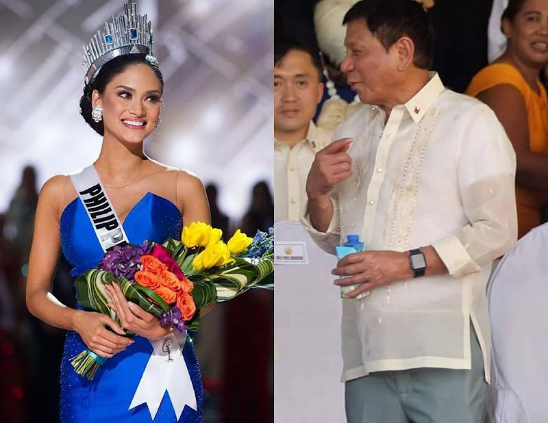 Image of Miss Universe Pageant Kumpirmadong sa Pilipinas Gaganapin