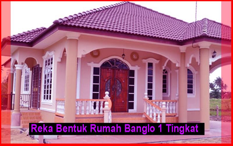 Bentuk Rumah Banglo 1 Tingkat Yg Comel | Berkongsi Gambar Hiasan Rumah ...