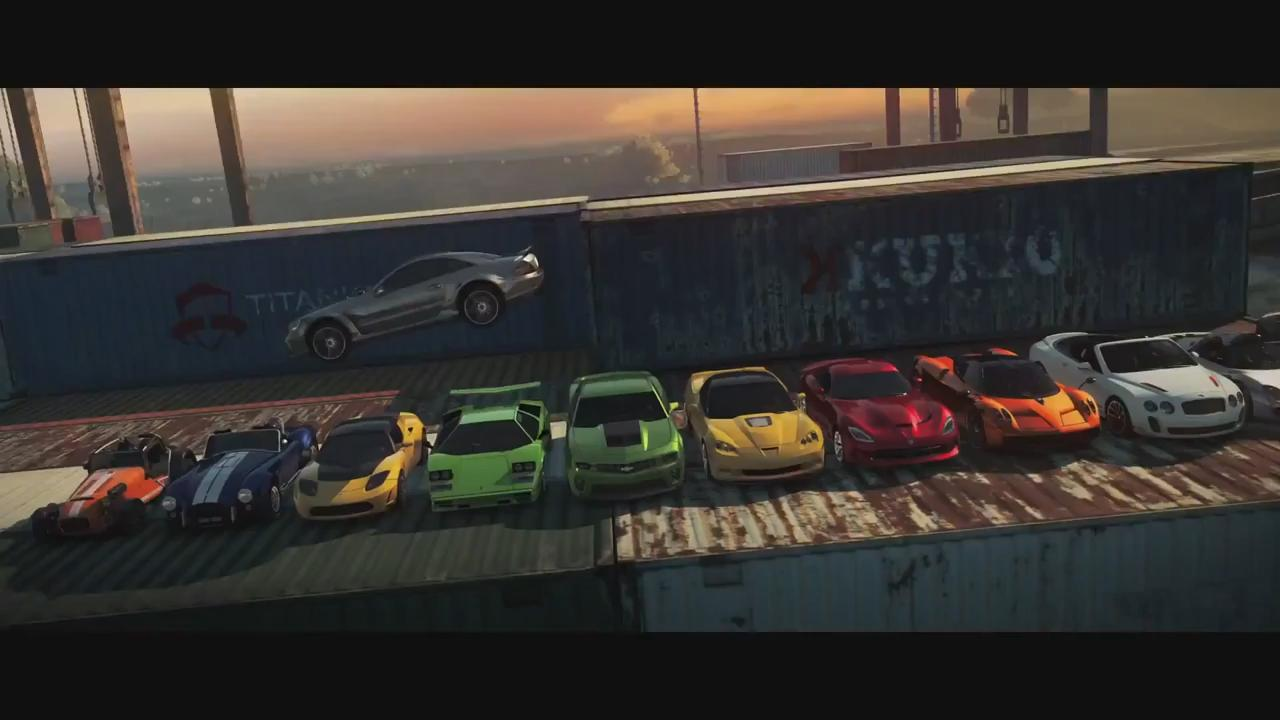 Need for Speed  Most Wanted  2012 racing game Need For Speed Most Wanted Car List 2012