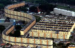 100anos de conjuntos habitacionais no Rio