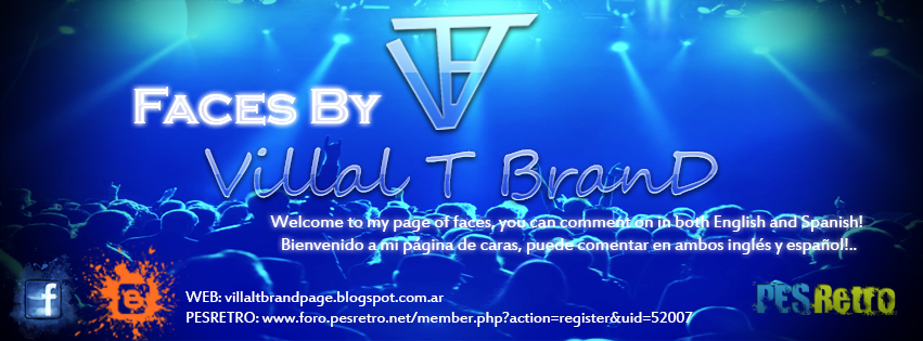 Villal T BranD - PES6 Maker