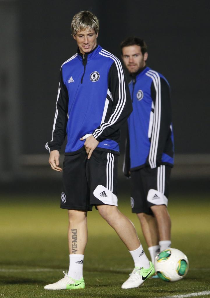 Fernando Torres  Sexy  Sweaty  Shirtless  Bulging   Touching Himself