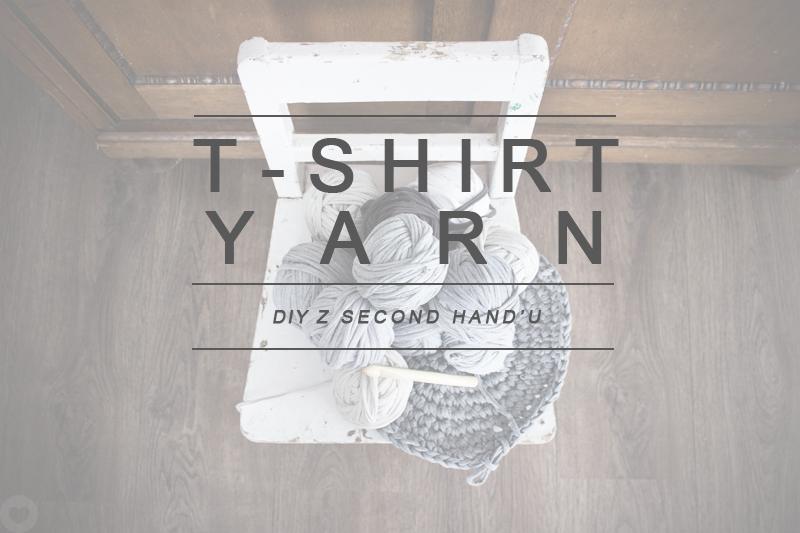 t -shirt yarn, zpagetti, szydełko, crochet
