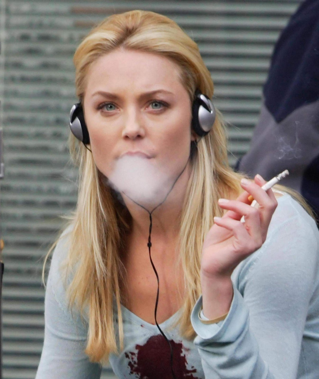 celebrity women smoking photos Pictures, Images & Photos ...