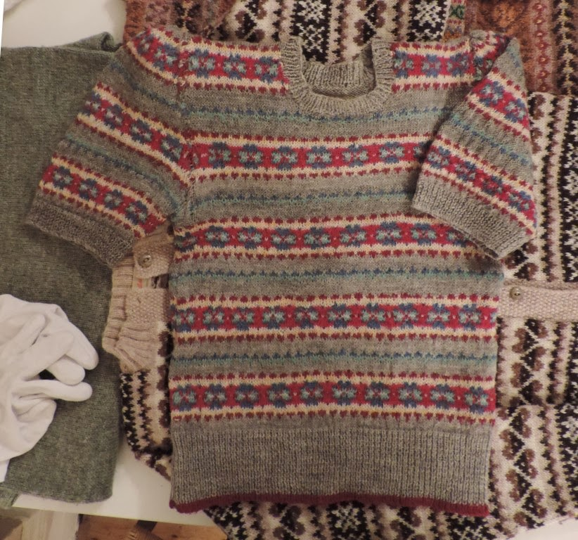 Knitting Now and Then: A Feast of Fair Isle