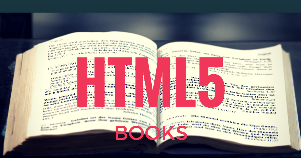 HTML5 cover image