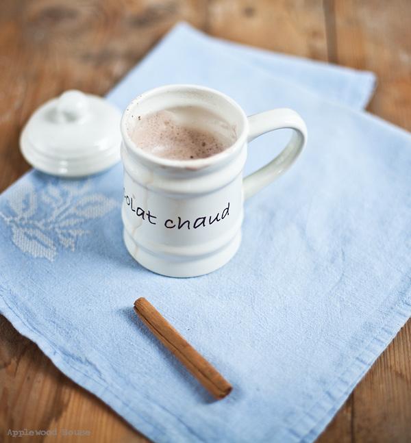 Hot Chocolate Heisse Schokolade Kakao