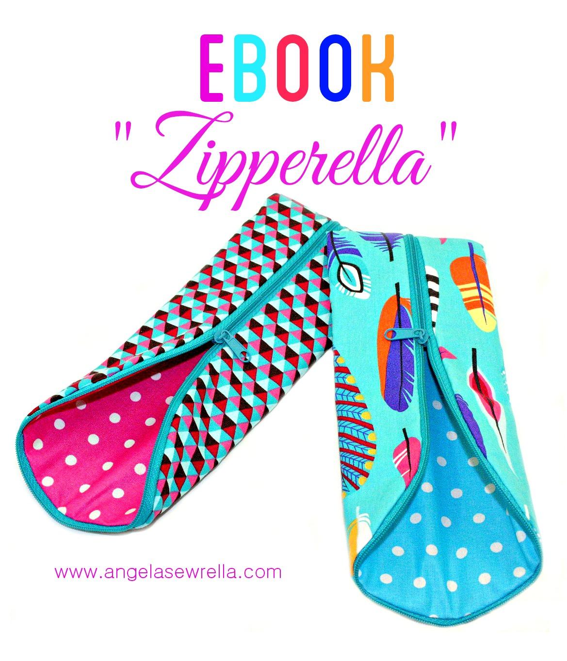 Ebook Zipperella tolles Mäppchen für Handmade Märkte