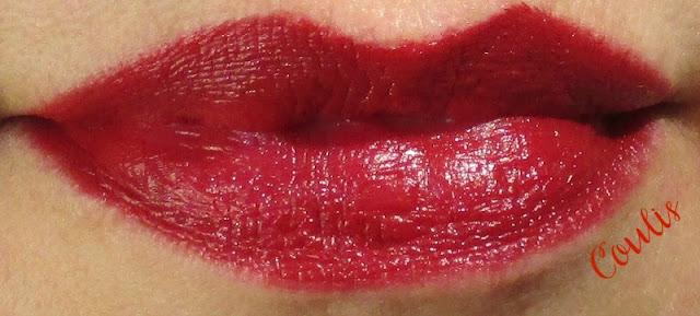 BITE Beauty Matte Creme Lip Crayon - Coulis Lip Swatch notesfrommydressingtable.com