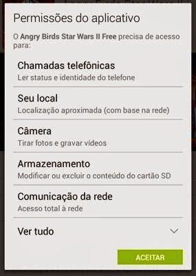 Fique de olho nas permissões em seu Android - 285x400