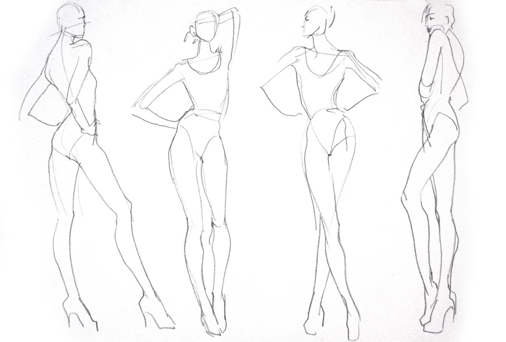 Project 365 draw the line 02012012 03012012 went to a fashion illustration meetup again at the center nearby and our model was the ever sleek tomo i didnt do too well with my sketches pronofoot35fo Choice Image