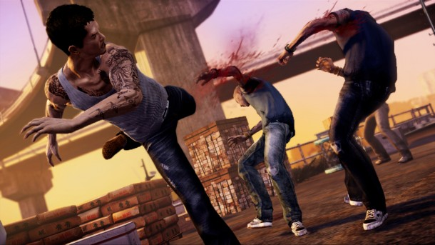 Sleeping Dogs Video Game Review - FROM THE MIND OF TATLOCK