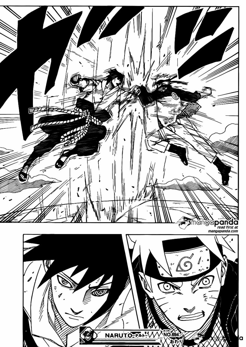 Naruto - Chapter 694 - Pic 20