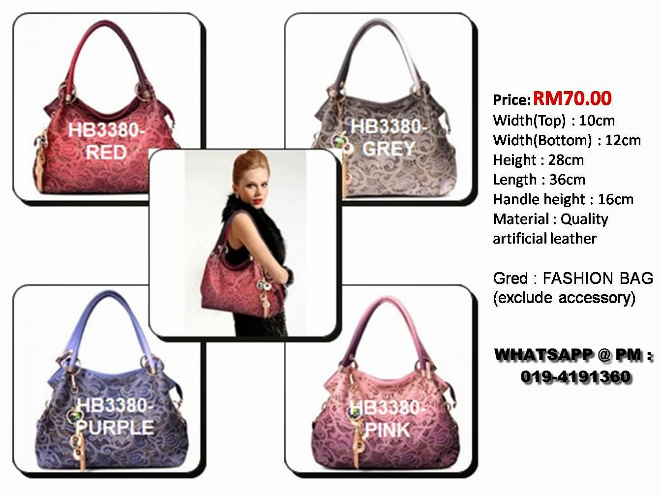 Women Handbag Batch 02