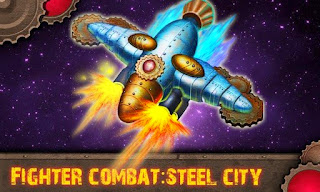 Screenshots of the Fighter Combat : Steel City for Android tablet, phone.