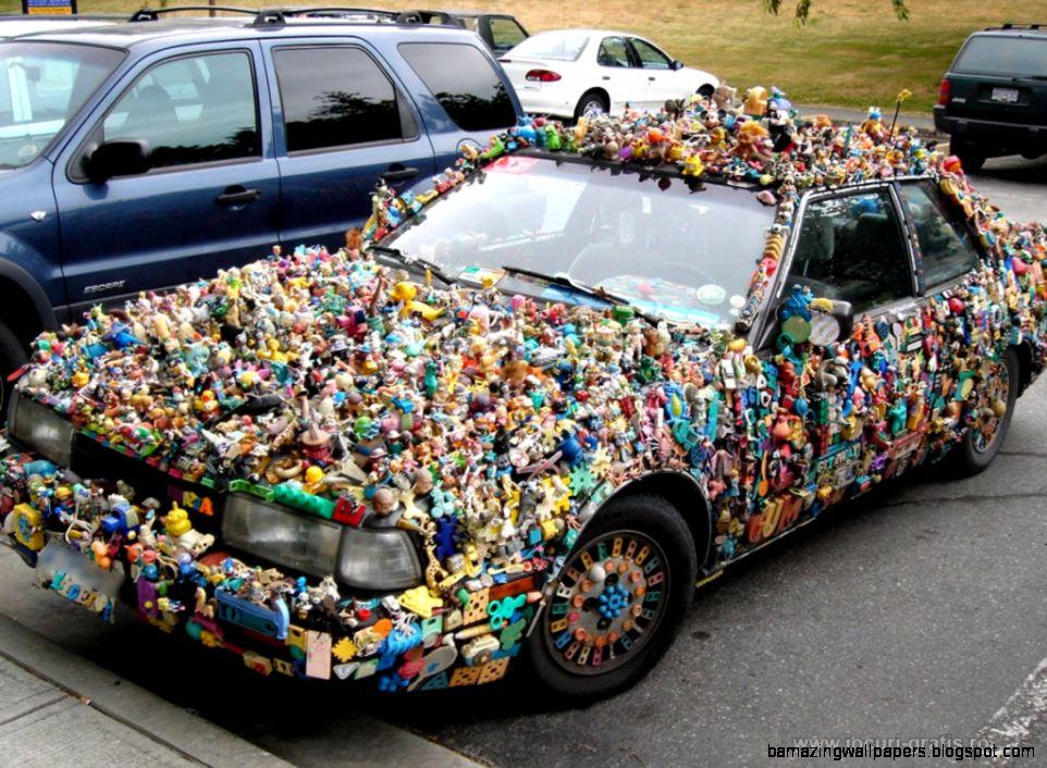 Funny Car Toys