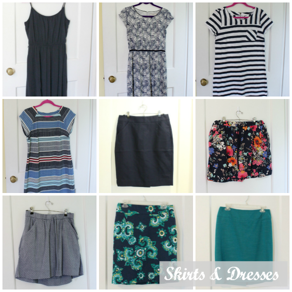 My Spring Capsule Dresses and Skirts | www.shealennon.com