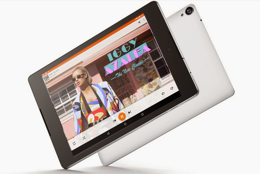 Google Nexus 9, HTC Nexus 9