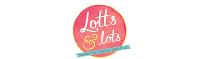 Lotts and Lots | DIY and creative living for the modern maker
