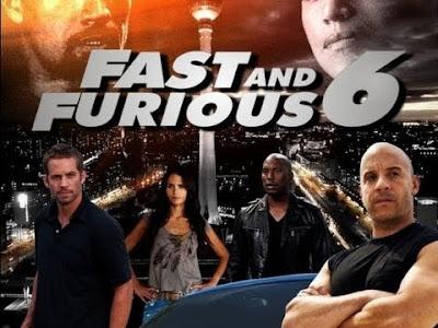 Fast and Furious 6 - acción y velocidad