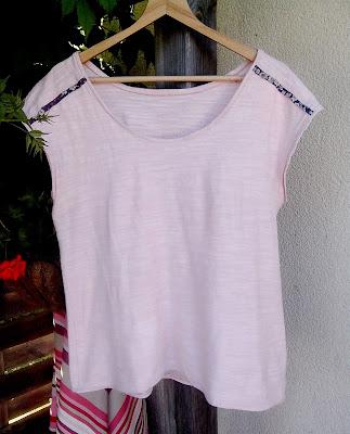 T shirt o'jémymaju'p Myriam Arnaud