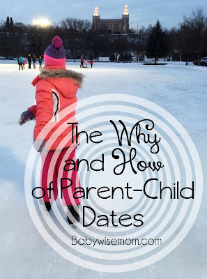The Why and How of Parent/Child Dates