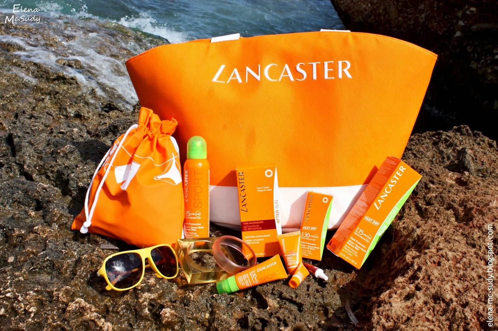 Lancaster солнцезащитные средства