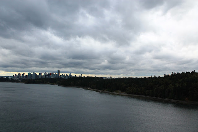 [vancouver] stanley park & city