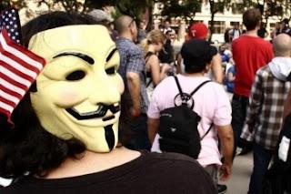 """Anonymous """"hackea"""" webs de Gobierno EEUU por cierre de Megaupload"""